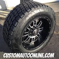 Custom Automotive :: Packages :: Off-Road Packages :: 20x10 XD Riot ... Nitto Invo Tires Nitto Trail Grappler Mt For Sale Ntneo Neo Gen At Carolina Classic Trucks 215470 Terra G2 At Light Truck Radial Tire 245 2 New 2953520 35r R20 Tires Ebay New 20 Mayhem Rims With Tires Tronix Southtomsriver On Diesel Owners Choose 420s To Dominate The Street And Nt05r Drag Radial Ridge Allterrain Discount Raceline Cobra Wheels For Your Or Suv 2015 Bb Brand Reviews Ford Enthusiasts Forums