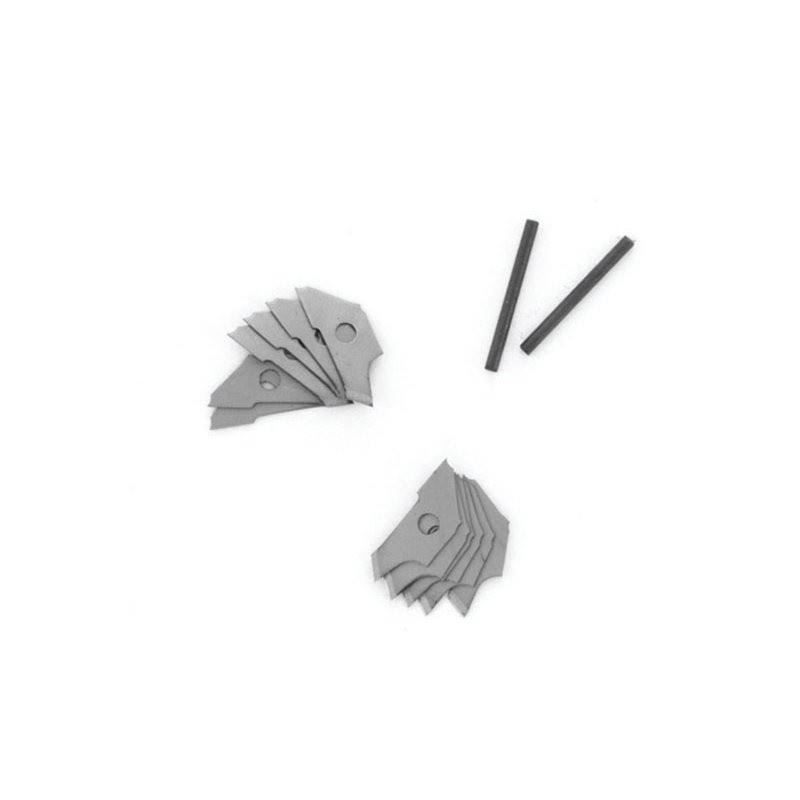 Modelcraft Compass Cutter Replacement Spare Blades