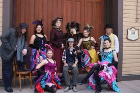 Halloween 7 Cast by The Rossland Gold Fever Follies Tourism Rossland