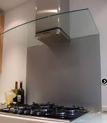 Northern Ireland Colourful Painted Glass Modern Kitchen Splashbacks