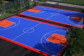 View Basketball Court Systems And Gallery | CBA Sports 6 Reasons To Install A Backyard Basketball Court Synlawn Yard Voeyball Dimension 2017 2018 Car Review Best Outdoor Dimeions Fniture Design Plans Wiring View Systems And Gallery Cba Sports Half Picture On Cool Spalding Arena Hoop Sport Experienced Courtbuilders Indoor Athletic Flooring Cstruction In Portable Goals