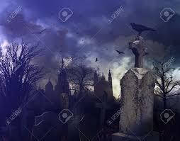 Scene Setters Halloween by Best 25 Halloween Graveyard Ideas On Pinterest Halloween 31 Cozy