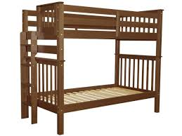 bunk beds tall twin expresso 372 bunk bed king