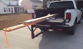 T Bone Bed Extender by Bed Extender Carrying Long Lumber Honda Ridgeline Owners Club