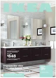 Ikea Lillangen Bathroom Mirror Cabinet by 17 Best Ikea Bathroom Vanities Images On Pinterest Bathroom