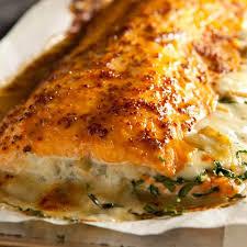 cuisiner filet de saumon filet de saumon farci au roubine de noyan recettes d ici