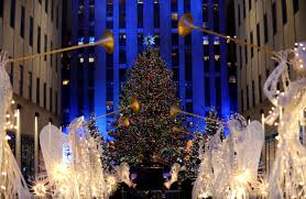 Rockefeller Christmas Tree Lighting 2016 by The Rockefeller Center Christmas Tree Italian Sons And Daughters