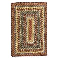 Homespice Decor Jute Rugs by Homespice Decor Cotton Braided Biscotti Area Rug U0026 Reviews Wayfair