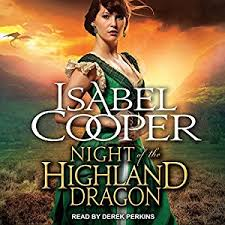 Night Of The Highland Dragon 3 By Isabel Cooper Audiobook Narrated Derek Perkins