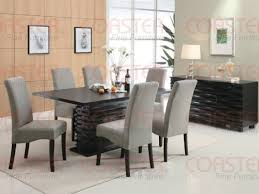contemporary dining room sets amazon com