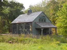 Loafing Shed Kits Utah by Our 24 U0027x 42 U0027 1 1 2 Story Barn With Two 10 U0027x 20 U0027 Open Lean Tos Www