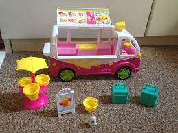 Shopkins Scoops Ice Cream Truck Playset | In Leicester ... Shopkins Series 3 Playset Scoops Ice Cream Truck Toynk Toys Scoop Du Jour Gives A Shake To The Ice Cream World The Cord Playmobil 9114 Products Desnation Desserts Handmade Portland Grandbaby Sweet Rides Sacramentos Trucks Chomp Whats Da Northwestern Ok St U On Twitter Is Here For Learn Cart Leapfrog Food Fair Treat Free From Ben Jerrys La Food Trucks Back