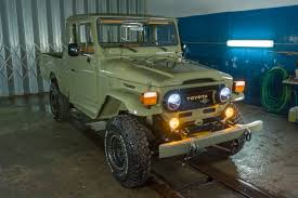 1978 Toyota Land Cruiser HJ45 Long Bed Pick-Up Truck Check Out The Reissued Toyota Land Cruiser 70 Pickup Truck The 1964 Fj45 Landcruiser Still Powerful Indestructible Australia Ens Industrial Cruisers Top Cdition Waiting For You 2014 Speed Used Car Nicaragua 2006 1981 Bj45 Second Daily Classics 1978 Hj45 Long Bed Pickup Price 79 Pick Up Diesel Hzj Simple Cabin