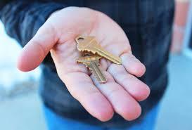 Homebuyer Home House Housekeys Keys