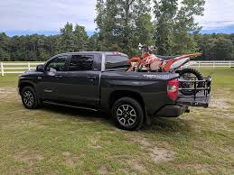 Tundra Bed Extender by Motorcycles And Tundras Toyota Tundra Forum