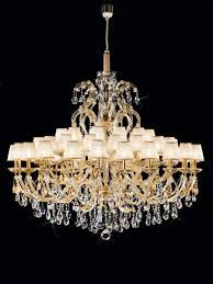 Swarovski Crystal Lamp Finials by One Of Our Showstopping Crystal 24ct Gold Plated Bespoke