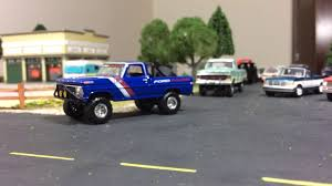 Johnny Lightning Ford F-150 And Other Ford Trucks - YouTube