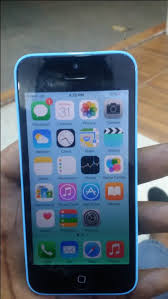 Neatly Used Iphone 5c 8gb SOLD Technology Market Nigeria