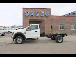 2018 FORD F550 XL FARGO ND | Truck Details | Wallwork Truck Center