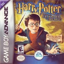 harry potter et la chambre des secrets gba harry potter and the chamber of secrets gameboy advance gba rom