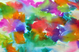 Tissue Paper Painting Fresh Ideas For Preschoolers Arts And Crafts