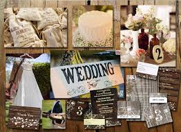 Modern Style Country Wedding Decorations With Diy Rustic