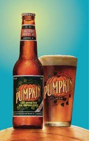 Lakefront Pumpkin Lager by Bottle Project U2014 Jon Straub