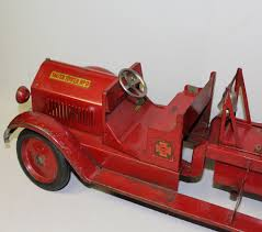 100 Antique Toy Fire Trucks Bargain Johns S Water Tower 9 Truck Sturdy S