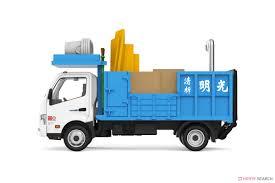 100 Demolition Truck Tiny City No145 Hino 300 Diecast Car Images List