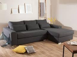 coussins canapé canapé tissu déhoussable d angle fixe clemence gris anthracite droit