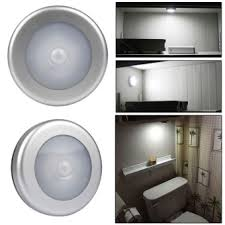 Cabinet Wardrobe Wall Lamp LED Wireless PIR Motion Sensor Light