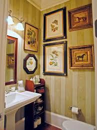 Guest Half Bathroom Decorating Ideas by Half Baths And Powder Rooms Hgtv