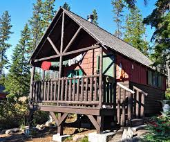 100 Cabins At Mazama Village Resorts Resupply PCT Oregon