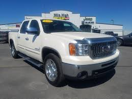 Used 2010 GMC Sierra 1500 SLT For Sale | Butte MT Gmc Sierra 1500 For Sale Harry Robinson Buick Humboldt New Vehicles Gunnison The 2017 For Near Green Bay Wi Used 2015 Sle Rwd Truck In Pauls Valley Ok Brand New Slt Sale In Medicine Hat Youtube 2014 Rmt Off Road Lifted 4 Lvadosierracom 99 Ext Cab Z71 Trucks 2016 Denali Ab Crew Pickup Austin Tx Near Minneapolis St 2019 Double Spied With Nearly No Camouflage