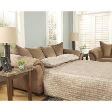 Milari Linen Sofa Sleeper by Signature Design By Ashley Darcy Full Sofa Sleeper Walmart Com