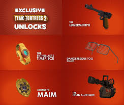 Tf2 Iron Curtain Skins by Tf2 Items From Poker Night At The Inventory Team N00bz