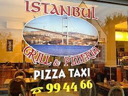istanbul grill pizzeria from nottuln menu