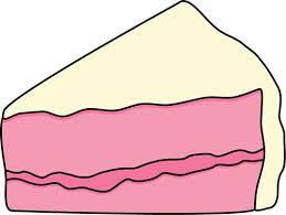 Birthday cake slice clip art cake slice clip art