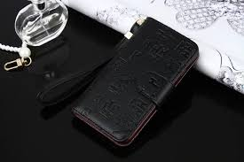 Designer brand phone Wallet case for iphone 8 Apple Cell Phone