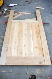 100 Building A Garden Gate From Wood How To Make DIY Free Building Plans And Tutorial