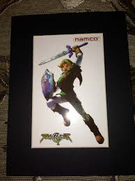 Namco Outdoor Furniture Nz by Amazon Com Soul Calibur Ii Limited Edition Cel Art Video Games