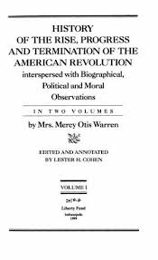 History Of The Rise Progress And Termination American