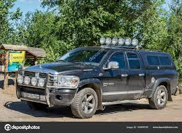 Ukraine, Migea - July 30, 2017: American Off-road Vehicle Pickup ... Ukraine Migea July 30 2017 American Offroad Vehicle Pickup 2005 Dodge Ram 2500 Quad Cab Offroad 4x4 Custom Truck Mopar Dodge Ram Truck Lift Kit Ca Automotive Zone 65in Radius Arm Suspension 1317 2019 Off Road Concept Car Review 6 System D4 Forum Laramie With The Minotaur Review Ram Blog Post List Bedard Bros Chrysler Prospector Xl By Aev Hicsumption Extreme Tis Wheels The Backwoods Pickup Is A On Roids Maxim