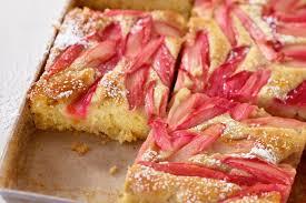 rhabarberkuchen unsere besten rezepte essen und trinken