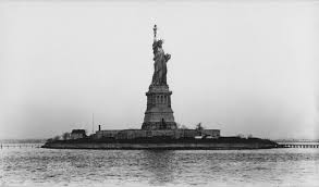 Pictures Of The Uss Maine Sinking by Statue Of Liberty See Photos From Before It Got To Nyc Time Com