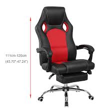 gaming office chair executive computer racing swivel recline