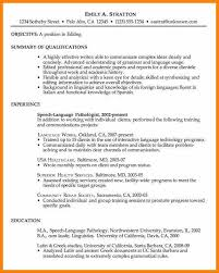 8 Good Resume Examples For Jobs