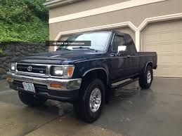 1994 Toyota Pickup - Information And Photos - MOMENTcar Vwvortexcom Maybe Buying A Toyota Pickup 94 4x4 All Toyota Models Truck Truck File1991 Hilux Rn85r 2door Cab Chassis 20150710jpg 1989 Pickup Extra Cab 4cyl Jims Used Parts 1994 Or Car Stkr6607 Augator Sacramento Ca A Rusty Toyota Pickup In Aug 2014 Seen In Lowes Par Flickr Accsories Rn90cinnamon Specs Photos Modification Info At Reddit Detailed My The Other Day Trucks Pinterest 1988 Information And Photos Momentcar T100 Wikiwand