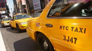 New York s Yellow Cabs Less a gas guzzler than a petroleum binge drinker