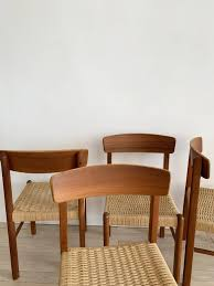 Set Of 4 Mid Century Teak Danish-Cord Dining Chairs Bure Low Chair Ftstool Bespoke Hans Wegner Wikipedia Pair Of Lounge Chairs With Woven Paper Cord Seats Farvercramon How To Create A Danishcord Seating Surface Core77 Midcentury Danish Modern Rope Rocking In The Style Room Mid Teak Craigslist Bentwood Fas Ding Cord Accent Retrocraft Century Teak And Ding Model 80a Ottoman By Niels Mller Seat Ch25 Chair Bellaomchairluxyindofturedanishcordlounge